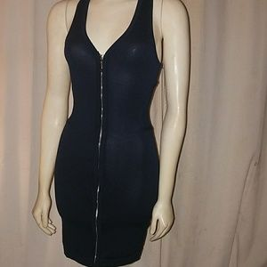 Sexy Party dress Navy Blue